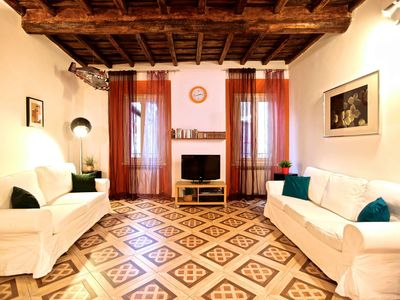 Photo for Casa Ottavia is an elegant apartment with all kind of amenities, 2 bedrooms, 6 sleeps.