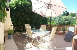 Photo for F3 any comfort ideally placed in villa in 10 mn beaches near Ajaccio