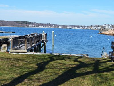 Photo for Gloucester, MA 4 BR Waterfront, Beach Access, Water Views, WiFi & More!