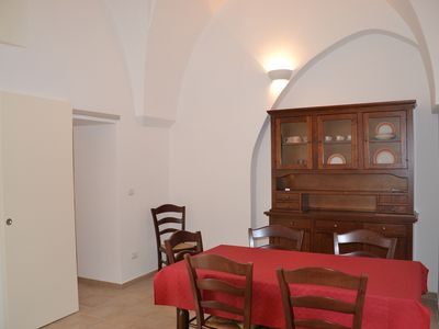 Photo for Corte Vico Torri Two-room apartment with kitchenette and outdoor space