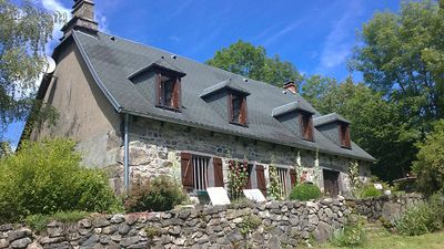 Photo for Restored farmhouse warmly decorated comfortable on a 3ha plot