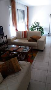 Photo for Beautiful 99m2 apartment, mountain view, very well located, beaches 5km.