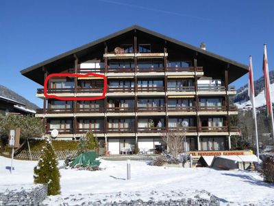 Photo for Apartment Résidence Appartement 42 in Lenk - 6 persons, 2 bedrooms