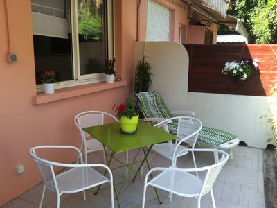 Photo for MENTON, 2 STEPS FROM THE SEA, CITY CENTER, STUDIO 2 ROOMS, QUALITY BENEFITS