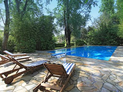 Photo for Vacation home Il Parco in Forte dei Marmi - 11 persons, 6 bedrooms