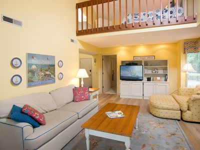 Photo for New Listing! Pet-Friendly Villa w/ Pool, Golf, Tennis & Private Beach Access