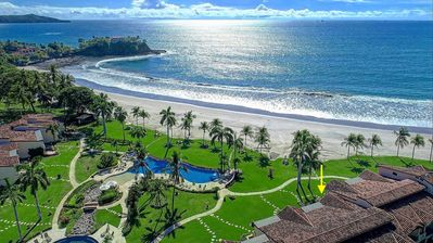 Photo for Luxury Fully-stocked Beachfront Villa in Flamingo - Summer & Christmas Avails!