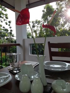 Photo for 1BR Apartment Vacation Rental in Aluthgama, WP