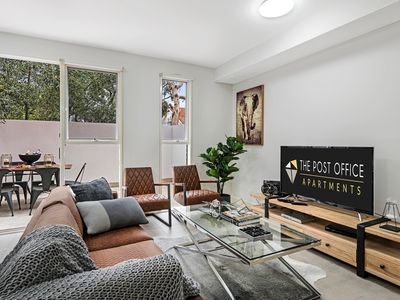 Photo for BRAND NEW! Post Office Apt St Kilda East 1 bed 1 bath Luxury