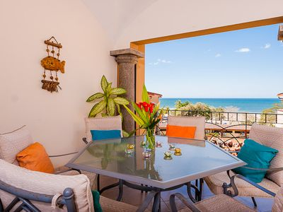 Photo for Two Story, 5 Bedroom Penthouse On Tamarindo Beach- New