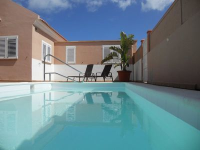 Photo for Relax Villa with private pool and wifi in Corralejo