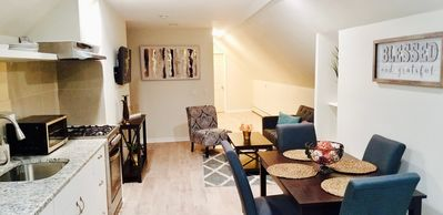 Photo for Luxurious, spacious, comfortable recently remodeled apartment 20 mins from NYC
