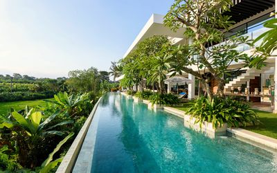 Photo for [PROMO] 6 Bedroom Luxury Designer Villa, Infinity Pool
