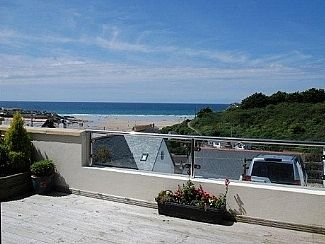 Photo for Seascape, a 3 Bedroom House With a Beautiful Terrace Over Looking Polzeath Beach