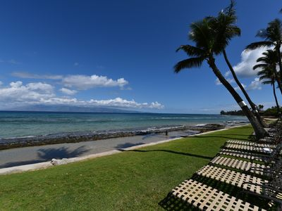 Photo for PM 316 - West Maui Ocean Front Resort