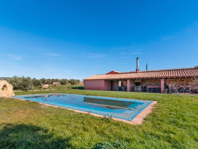 Photo for Charming Mansion in Alcaraz with shared Pool and Spa