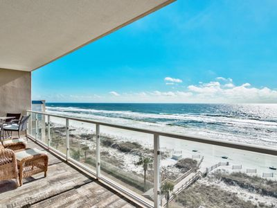 Photo for STERLING SEASHORE 606| Gulf Front| Amazing Views