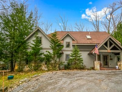 Photo for Blue Spruce- Lakefront home, Hot Tub & Fire Pit