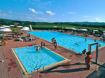 Photo for Holiday resort Casabianca, Murlo  in Um Siena - 3 persons, 2 bedrooms