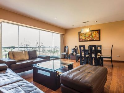 Photo for 1BR Apartment Vacation Rental in Miraflores, Lima