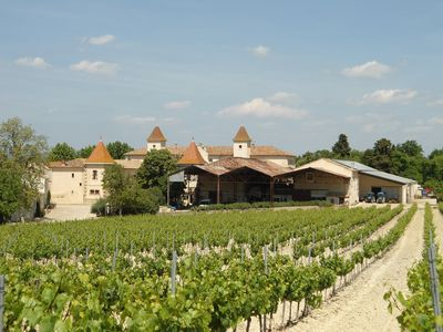 Photo for Great House in the heart of the vineyard