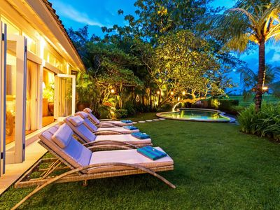 Photo for Villa Baru - 4 Bedrooms with Rice Field View