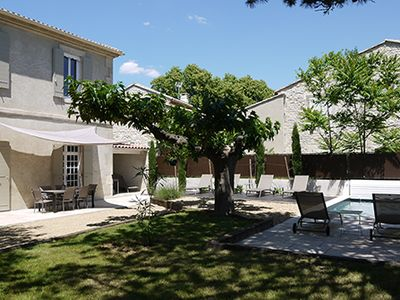 Photo for Charming newly renovated country house, only 12 kms from St Remy de Provence