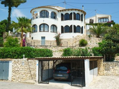Photo for Vacation home Maryline in Moraira - 4 persons, 2 bedrooms