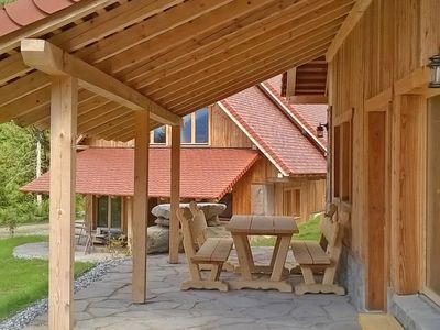 Photo for Vacation home Dolomiti Village (CES102) in Comeglians - 7 persons, 2 bedrooms