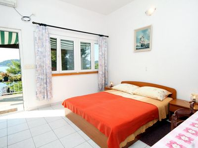 Photo for Studio flat near beach Ubli, Lastovo (AS-8354-a)