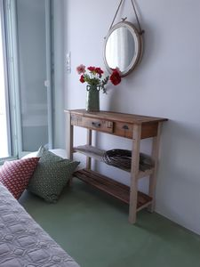 Photo for 'Cedar' traditional Cycladic apartment  00000483813