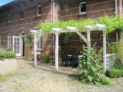 Photo for Holiday flats Altes Lotsenhaus, Barhöft  in Mecklenburger Bucht - 3 persons