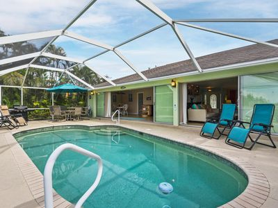 Photo for Prime location with heated pool