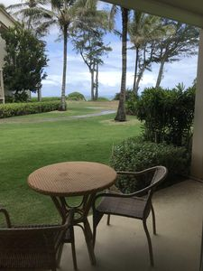 Kauai 'almost' Oceanfront Condo Oceanfront Complex AC FREE WiFI NEWLY LISTED!!
