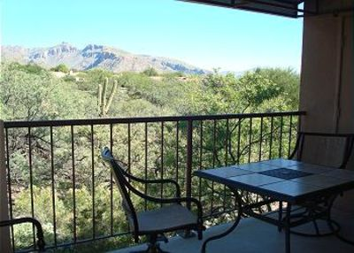 Photo for Second Floor 2 Bedroom wit Spectacular Mountain Views!