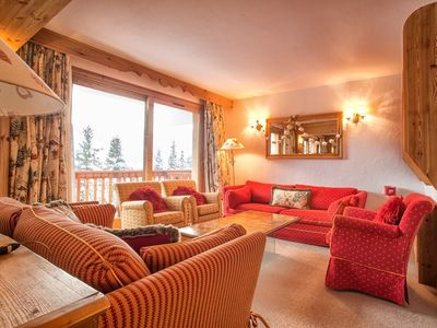 Photo for 4BR Apartment Vacation Rental in MERIBEL