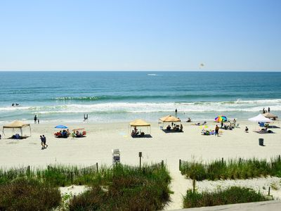 Photo for Ocean Front with Incredible Views - grill, free wifi, pool, in-unit washer/dryer