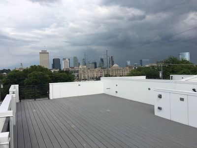 Photo for 2-Downtown Home w Rooftop & Skyline Views!!