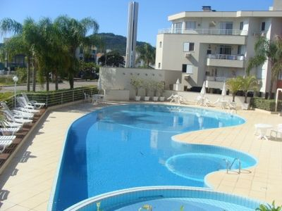 Photo for Excellent Apartment Overlooking The Sea In-Florianópolis Brava Beach - Wi-Fi