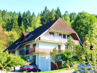 Photo for Beautiful apartment with terrace, garage, wifi in Hinterzarten for 2 person