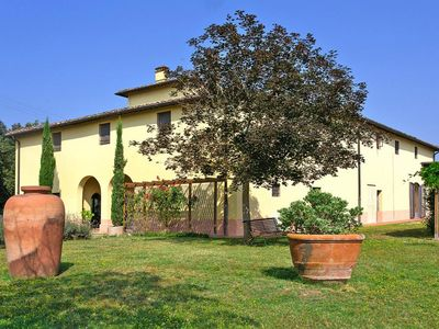 Photo for Holiday residence Tenuta Il Corno, San Casciano in Val di Pesa  in Um Florenz - 2 persons, 1 bedroom