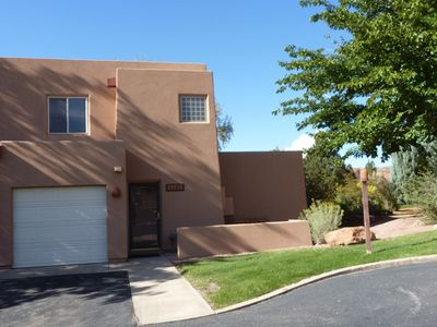 Photo for 2-3 bedroom Moab Golf Course Condo with Community Pool