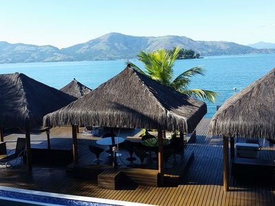Photo for Ang015-Spectacular residence in Angra dos Reis