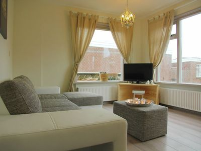 Photo for Cosy and stylish holiday apartment in the centre of Egmond, close to the sea
