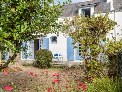 Photo for 4BR House Vacation Rental in Quiberon
