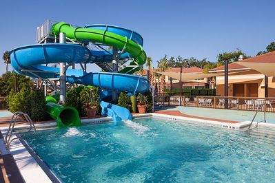 Regal-Oaks-Resort-Clubhouse-Pool-With-Slide