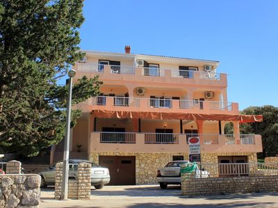 Photo for Studio appartment in Mandre (Pag) capacity 2+0
