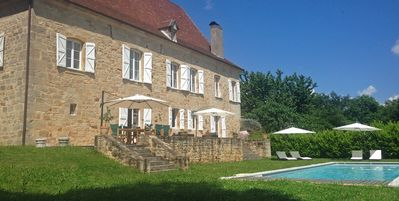 Photo for Charming 5 bedroom House in Le Bourg (Q8741)