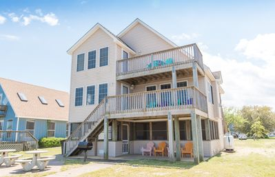 Photo for K1552 BeachBumz. Great Canalfront Home w/Community Pool!