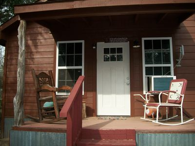 Photo for 1BR Cabin Vacation Rental in Granbury, Texas